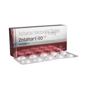 Zolahart 80 Tablet