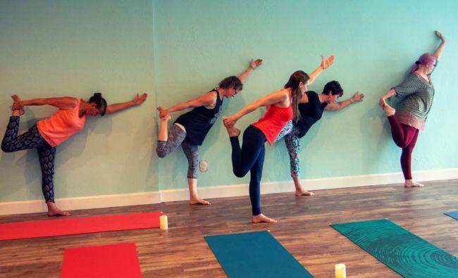 Masterclass Preparation For Easy Natarajasana King Dancer Pose On Jun 30 2019 Aha Yoga