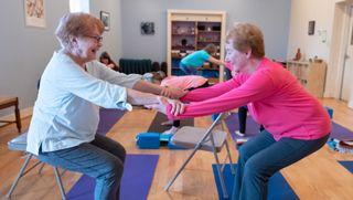 Active Senior Yoga at MSY