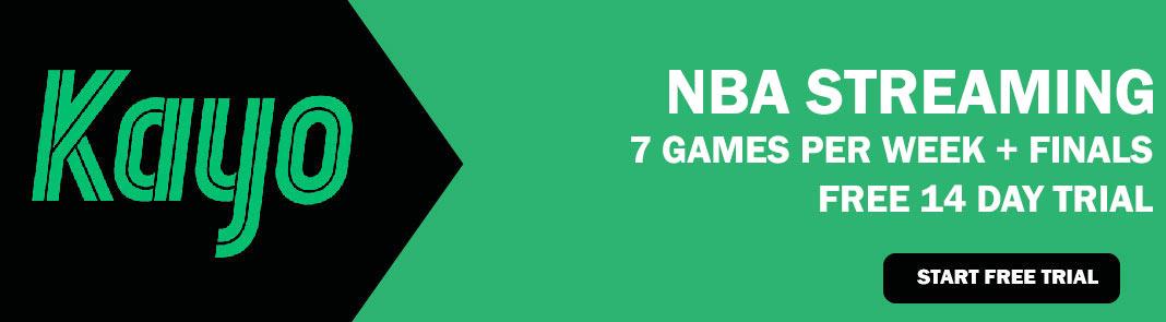 Kayo Sports NBA Live Streaming