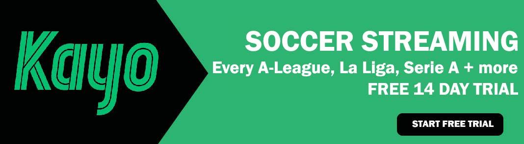 Kayo Sports A-League Live Streaming
