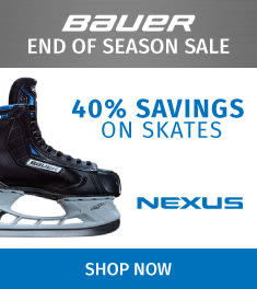 Bauer Nexus Skate Sale! Savings up to 40%!