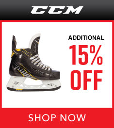 Extra 15% Off CCM Clearance