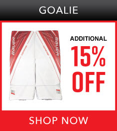 Extra 15% Off Clearance Goalie