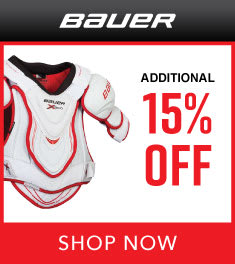 Extra 15% Off Bauer Clearance