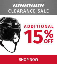 Warrior Clearance Sale