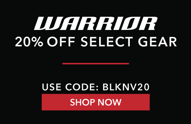 Warrior Hockey Equipment Sale