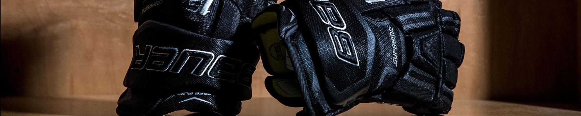 Top Bauer Hockey Gloves