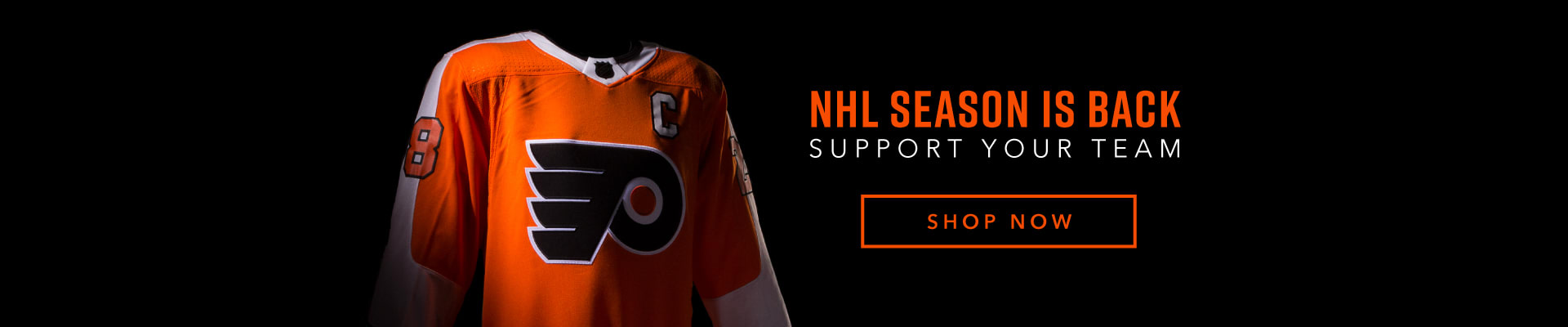 NHL Apparel, Jerseys, and Hats