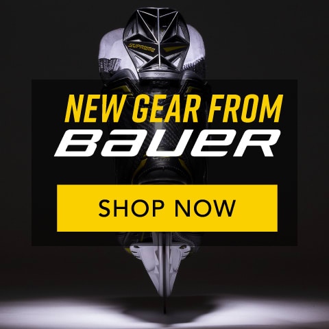 New Hockey Equipment From Bauer