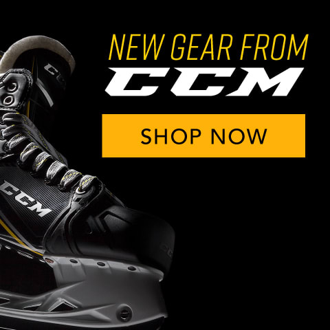 New Hockey Equipment From CCM