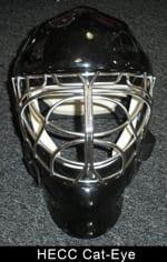 HECC Cat-Eye hockey goalie mask