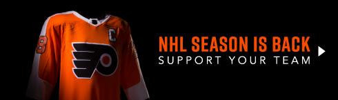 NHL Apparel, Jerseys, and Hats