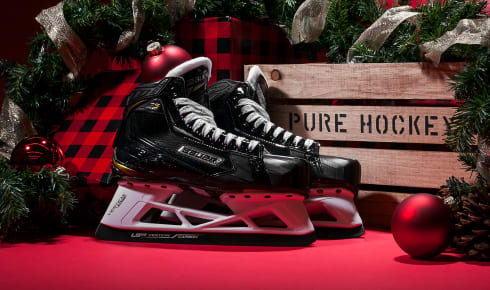 Top Goalie Skates