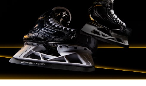 Goalie Skates & Sticks