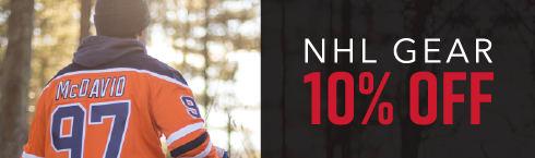 NHL Apparel Sale