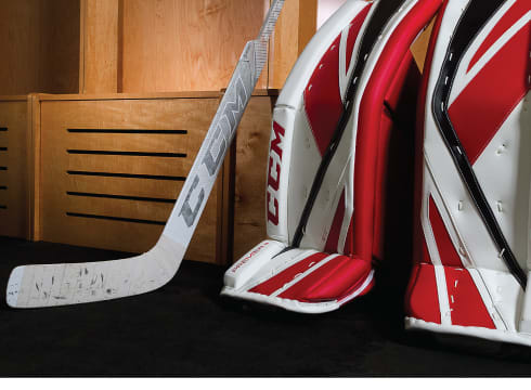 Top Goalie Sticks