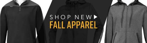 New Fall Apparel