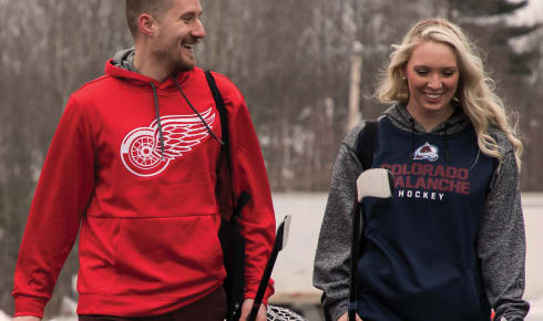 NHL Apparel Sale