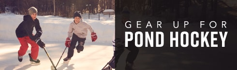 Pond Hockey Equipment