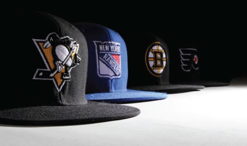 Authentic NHL Gear