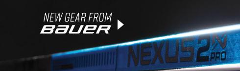 New Bauer Hockey Gear