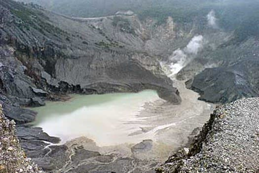 Wisata Gunung Tangkuban Perahu, Lembang - PetaTempatWisata.com