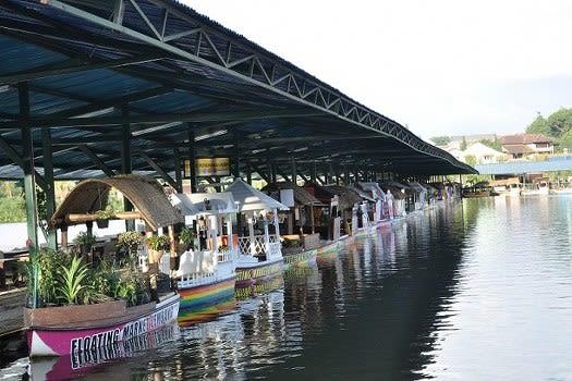 Pasar Apung Floating Market Lembang