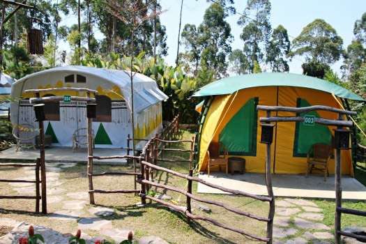 Camping Ground di Ciwidey Valley Resort