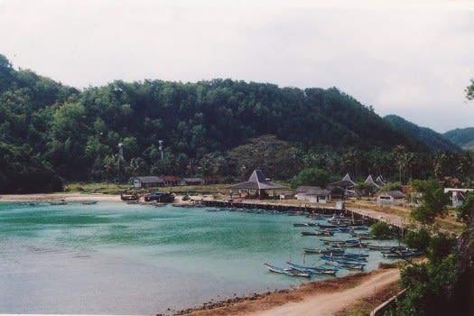 Pantai Sadeng Jogja