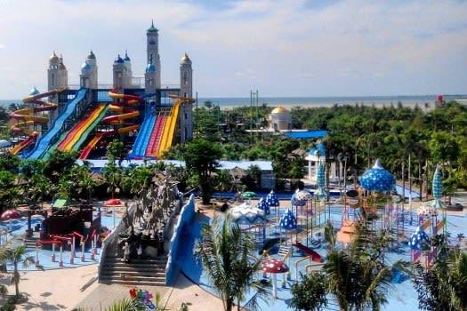 Jepara Ocean Park, Waterpark Terbesar di Jawa Tengah