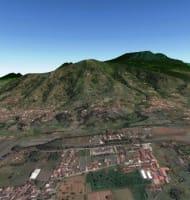 Paralayang Gunung Putri Lembang, Bandung