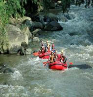 Arung Jeram Sungai Cisangkuy Pangalengan, Bandung
