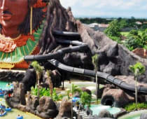 Black Hole Pandawa Water World Solo Baru