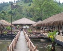 Saung Wargi Lembang Bandung