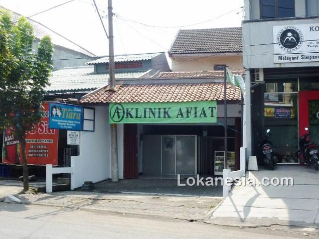 Klinik Afiat, Praktek Dokter Mutiara Dewi
