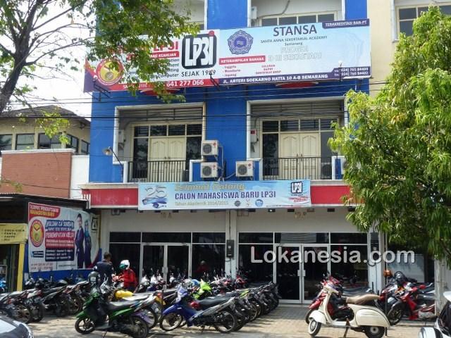 LP3i Semarang Soekarno Hatta
