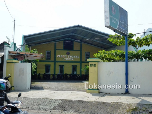 Fanny Futsal Stadium Arteri