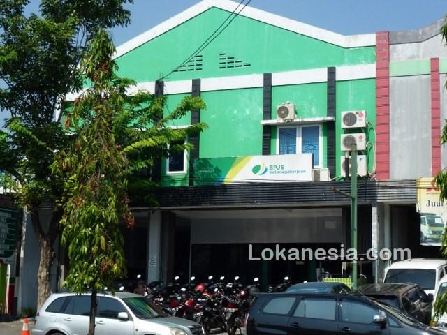 BPJS Ketenagakerjaan Kacab Semarang II