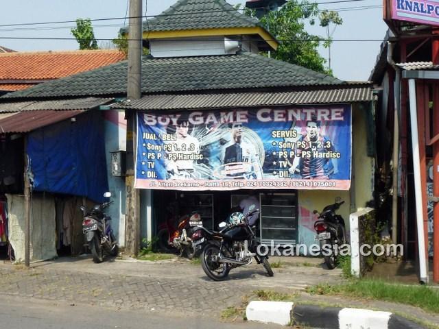 Boy Game Centre Semarang