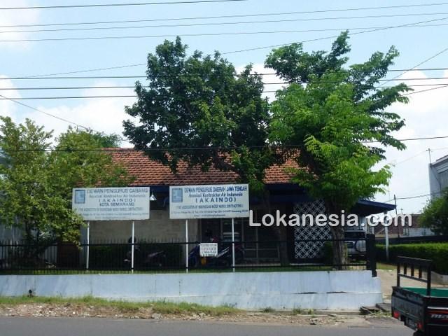 AKAINDO - DPD Jawa Tengah dan DPC Kota Semarang