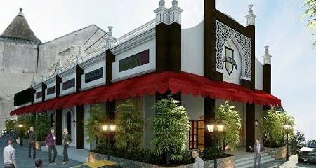 Gedung Old City 3D Trick Art di Kawasan Kota Lama Semarang