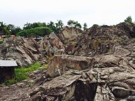 Geowisata dan Ekologi di Kampung Batu Malakasari