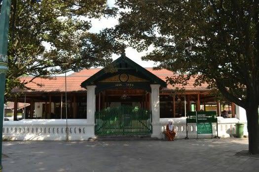Masjid Kotagede Yogyakarta