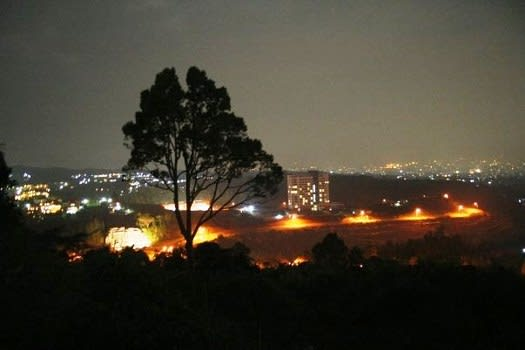 Night Light Bandung - Puncak Bintang Bandung