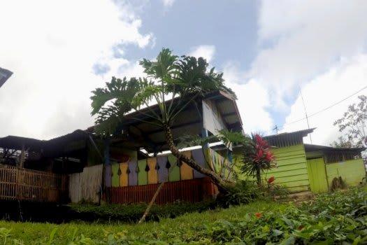 Lokasi Warung Nasi Bu Tia di Sirah Kencong Blitar