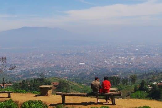 Bukit Moko Cimenyan Bandung