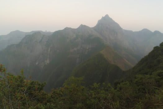 Gunung Kelud Blitar