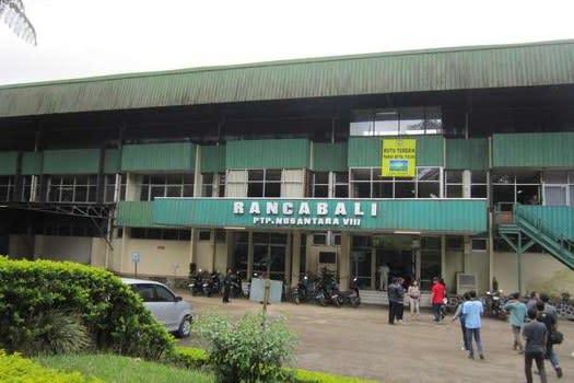 Pabrik Teh Rancabali