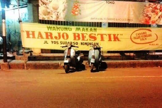 Harjo Bestik Solo